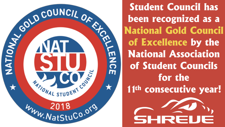 StuCo National Gold Council